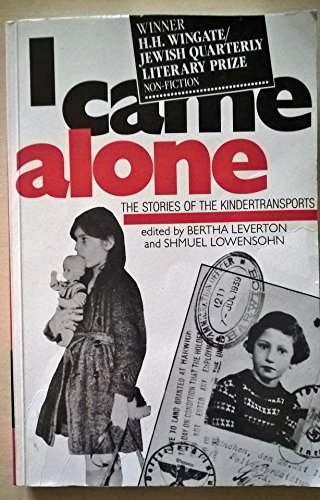 I Came Alone: The Stories of the