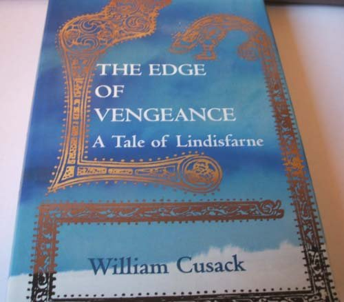 9781857763249: The Edge of Vengeance: A Tale of Lindisfarne