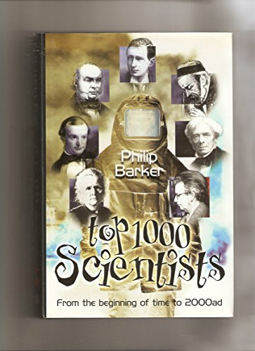9781857764055: Top 1000 Scientists: From the Beginning of Time to 2000 AD