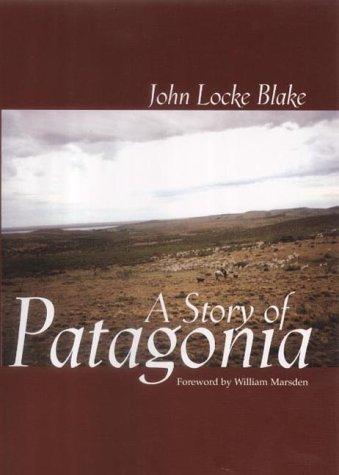 a story of patagonia: blake, john locke