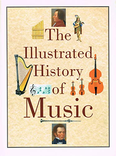 9781857780253: The Illustrated History of Music