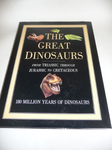 The Great Dinosaurs: A Story of the: Zdenek V Spinar;