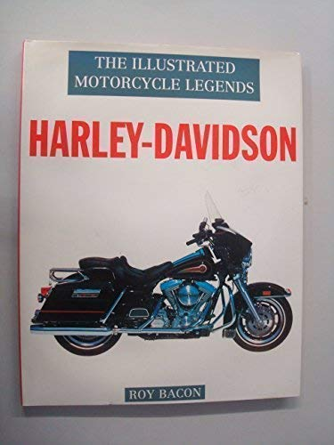 9781857781243: Harley Davidson (Illustrated Motor Cycle Legends)