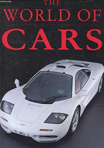 The World of Cars (1857782062) by Bacon, Roy