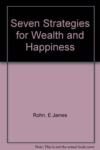 9781857782578: Seven Strategies for Wealth and Happiness
