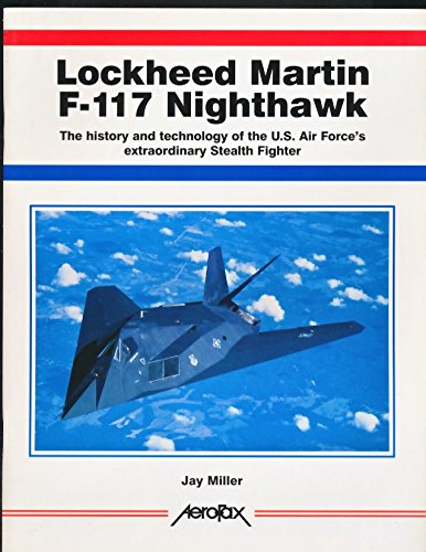 9781857800388: Lockheed Martin F-117 Nighthawk