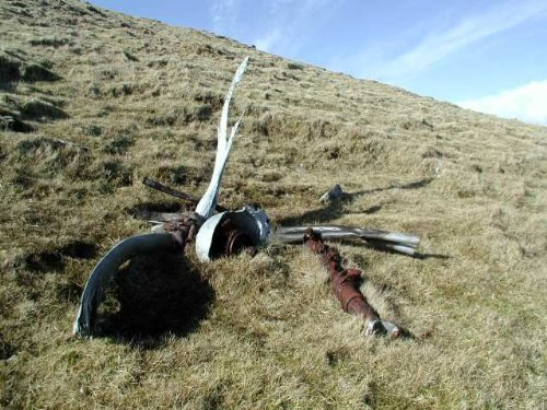 High Ground Wrecks & Relics: Smith, David J.