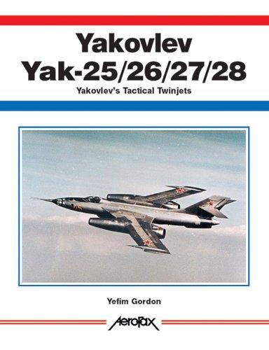 9781857801255: Yakovlev Yak -25/26/27/28 (Aerofax)