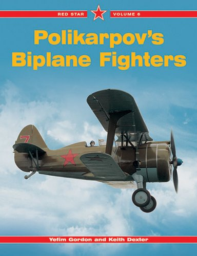 Polikarpov's Biplane Fighters: 6 (Red Star)