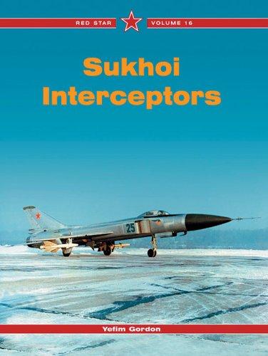 9781857801804: Sukhoi Interceptors