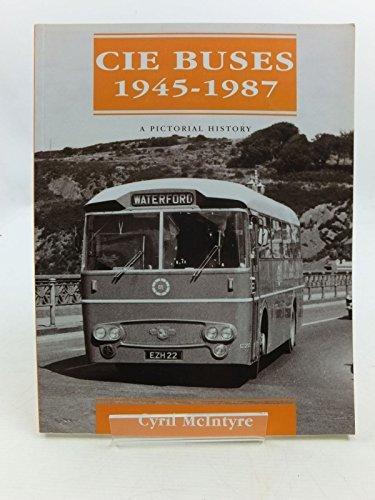 9781857801927: CIE Buses 1945-1987