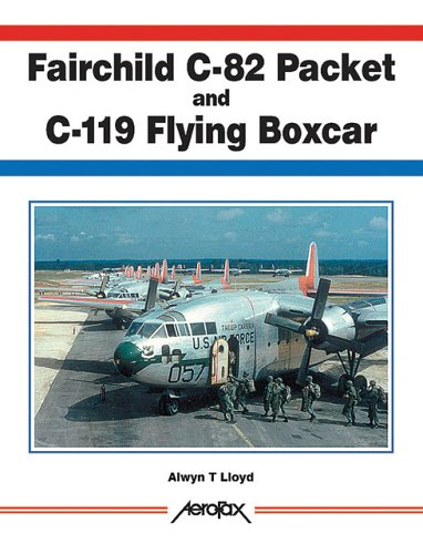 9781857802016: Fairchild C-82 Packet /and C-119 Flying Boxcar