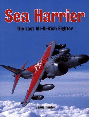 Sea Harrier: The Last British Fighter: Hunter, Jamie