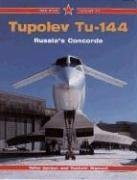 9781857802160: Tupolev Tu-144 - Red Star Vol. 24
