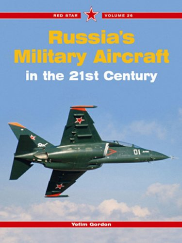 9781857802245: Russia's Military Aircraft of the 21st Century, Vol. 26 (Red Star)