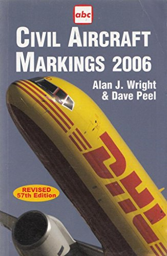 Civil Aircraft Markings 2006 (Ian Allan ABC) (1857802268) by Alan J. Wright
