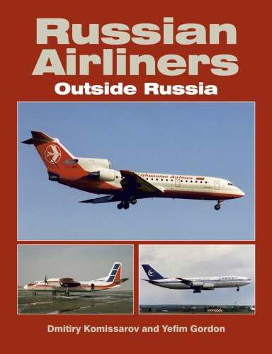 Russian Airliners Outside Russia (1857802527) by Yefim Gordon; Dmitiry Komissarov