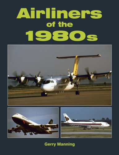 9781857802610: Airliners of the 1980s