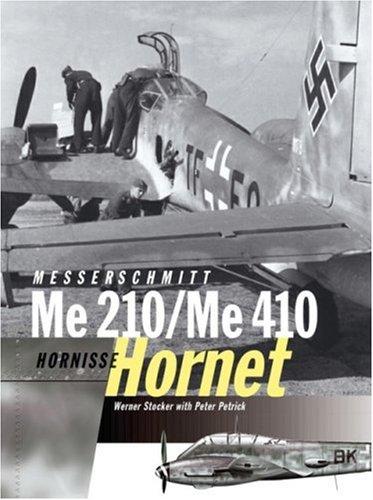 9781857802719: Messerschmitt Me 210/Me 410 Hornet