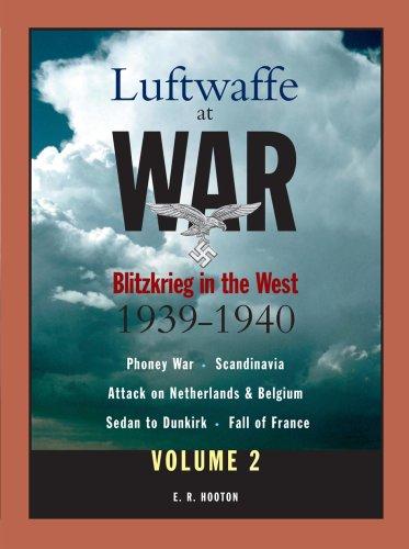 Luftwaffe at War - Blitzkrieg in the West 1939 - 1940 - Phoney War - Scandinavia - Attack on the ...