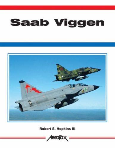 9781857803020: Aerofax: Saab Viggen