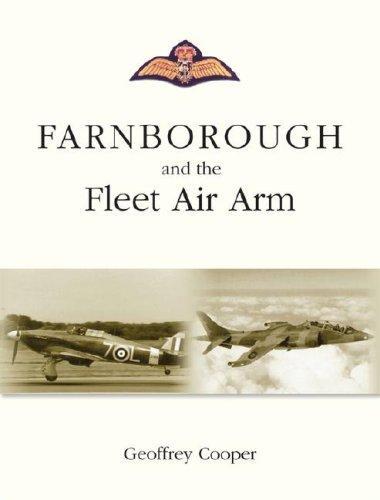 Farnborough and the Fleet Air Arm: Geoffrey G.J. Cooper