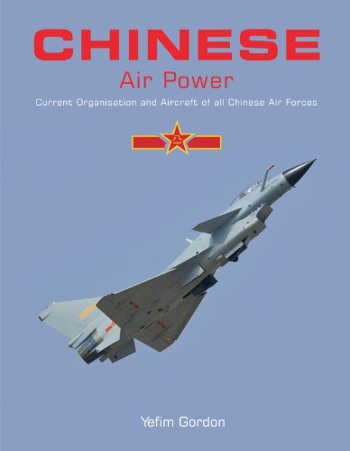9781857803211: Chinese Air Power: Current Organisation and Aircraft of all Chinese Air Forces