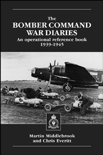9781857803358: The Bomber Command War Diaries: An Operational Reference Book 1939 - 1945