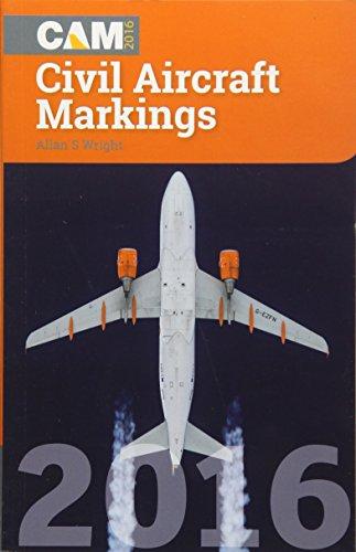9781857803730: Civil Aircraft Markings (Cam)