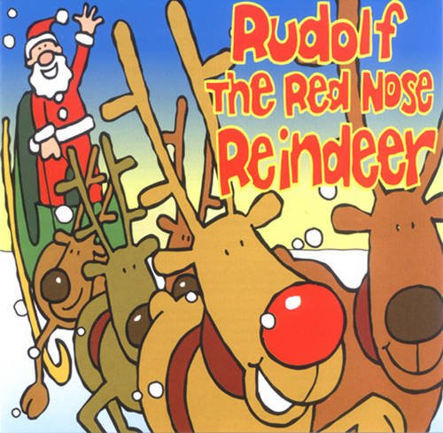 9781857815719: Rudolf the Red Nose Reindeer (Snowflake Range)