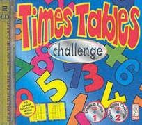 Times Tables Challenge (Playtime Audio Games): Various Artists