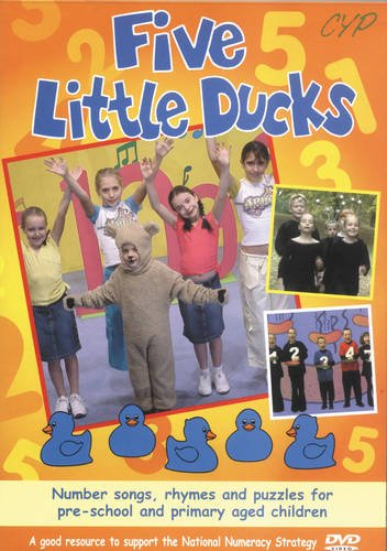9781857819793: Counting DVD Five Little Ducks
