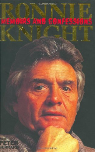9781857822120: Ronnie Knight: Memoirs and Confessions