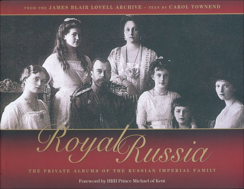 9781857825039: Royal Russia: The Private Albums of the Russian Imperial Family