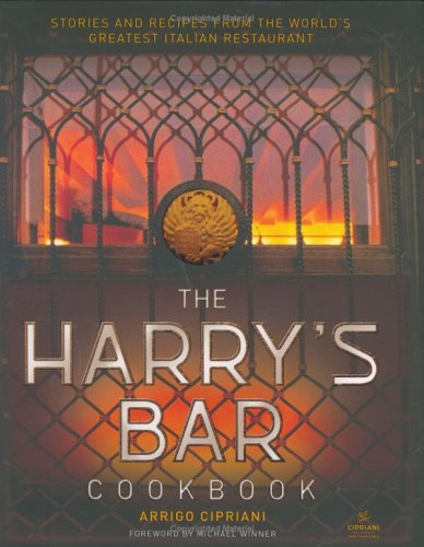 9781857825084: The Harry's Bar Cookbook