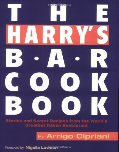 9781857825350: The Harry's Bar Cookbook