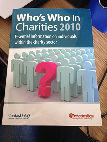 Who's Who in Charities 2010
