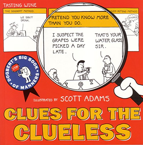 9781857880311: Clues for the Clueless: Dogbert'S Big Book of Manners (Dogbert N' Dilbert's Humour at Work)