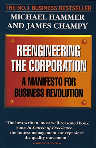 9781857880564: Reengineering the Corporation: A Manifesto for Business Revolution