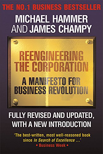 9781857880977: Reengineering the Corporation: A Manifesto for Business Revolution