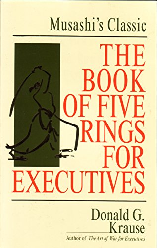 9781857881332: The Book of Five Rings for Executives: Musashi's Classic Book of Competitive Tactics