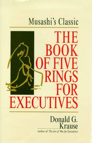 9781857881349: The Book of Five Rings for Executives: Musashi's Classic Book of Competitive Tactics