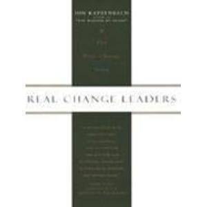 9781857881509: Real Change Leaders