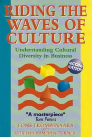 9781857881769: Riding the Waves of Culture: Understanding Cultural Diversity in Business