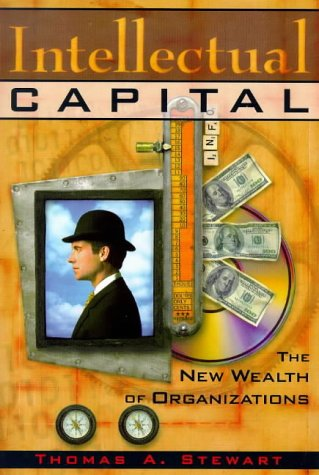 9781857881837: Intellectual Capital: The New Wealth of Organizations