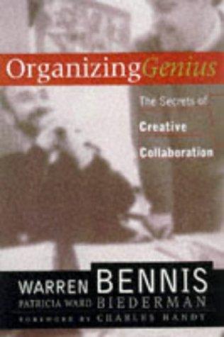 9781857881943: Organizing Genius: The Secrets of Creative Collaboration