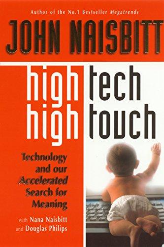 High Tech/High Touch: Technology and Our Accelerated: John Naisbitt