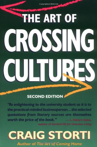 9781857882964: The Art of Crossing Cultures