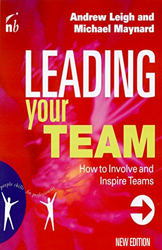 9781857883046: Leading Your Team: How to Involve and Inspire Teams (People Skills for Professionals)