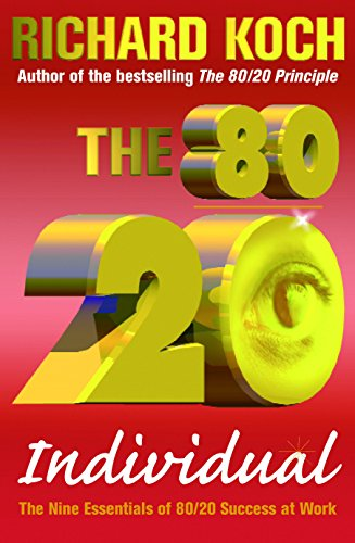 9781857883107: The 80/20 Individual: The Nine Essentials of 80/20 Success at Work